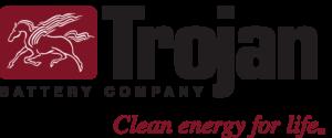 Trojan Battery Logo